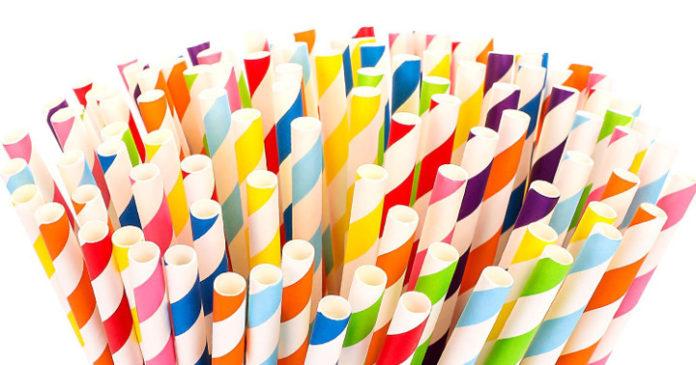 Słomki z papieru produktem przyszłości
